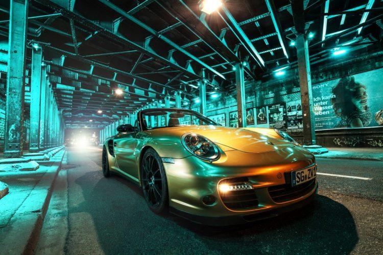 Mehr Dampf für den Allradsportler: Wimmer setzt im Porsche 911 Turbo auf ein Bi-Turbo-System.