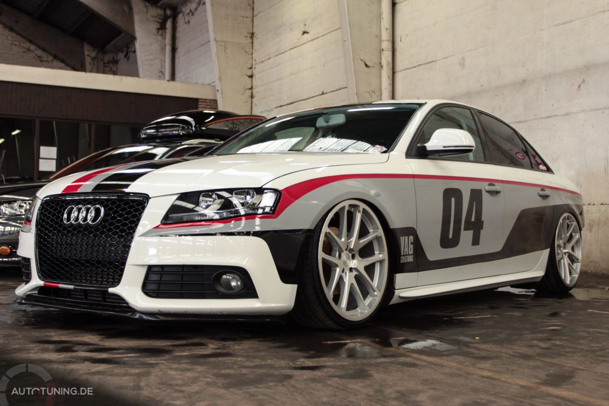 Audi A4 Folierung Is Everything Autotuning De