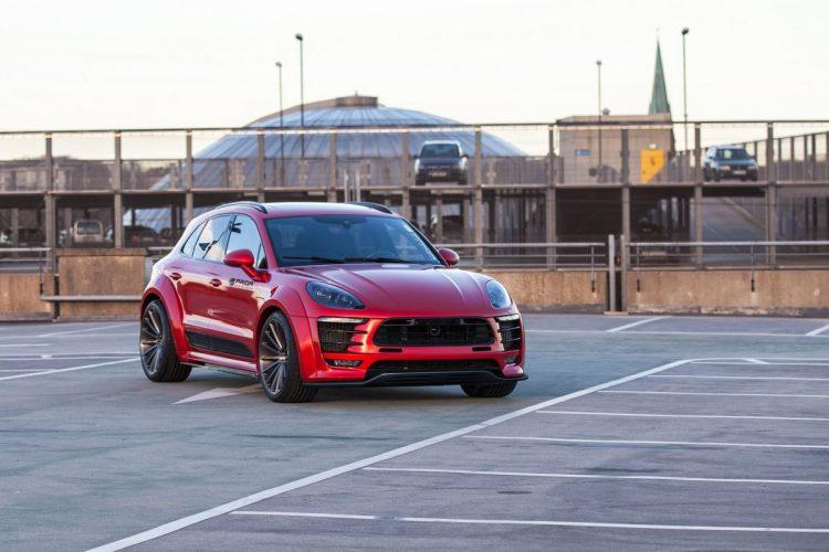 Der Porsche Macan Widebody hat ein stimmiges Gesamtpaket im Angebot.