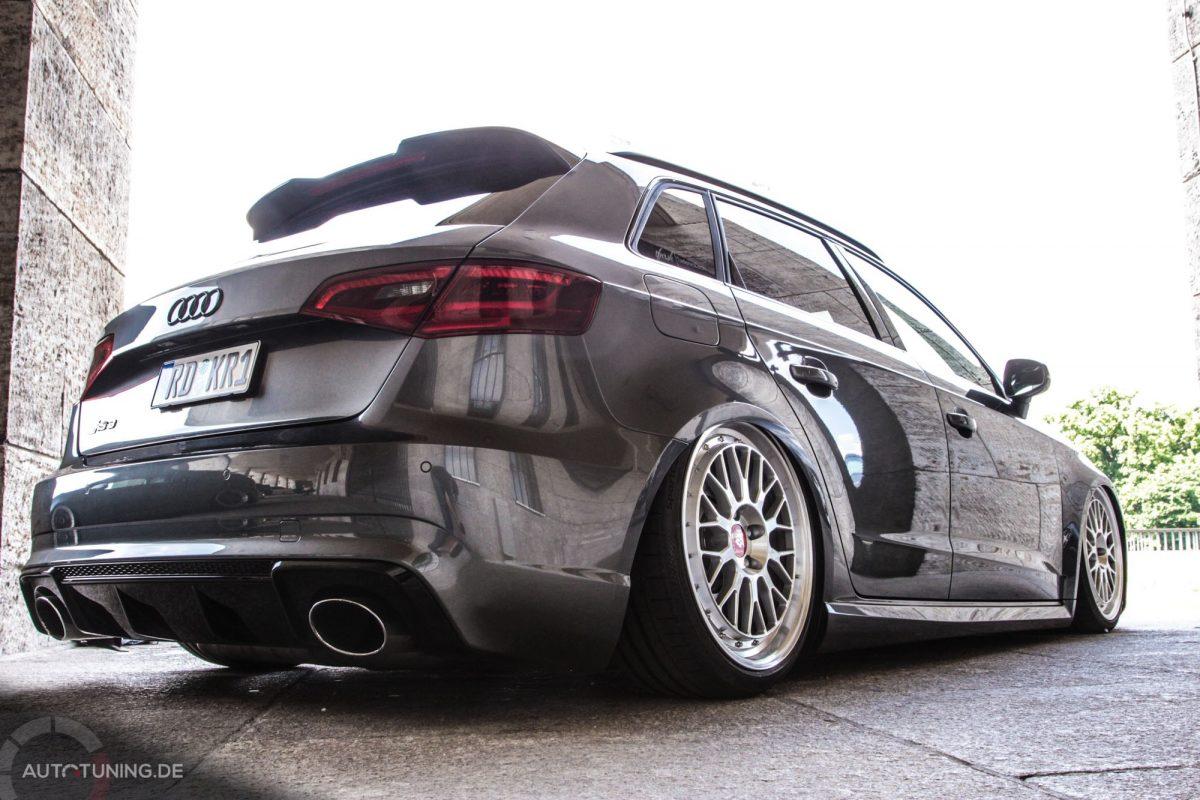 Dieser Audi Rs3 Wurde Mal So Richtig Aufpoliert