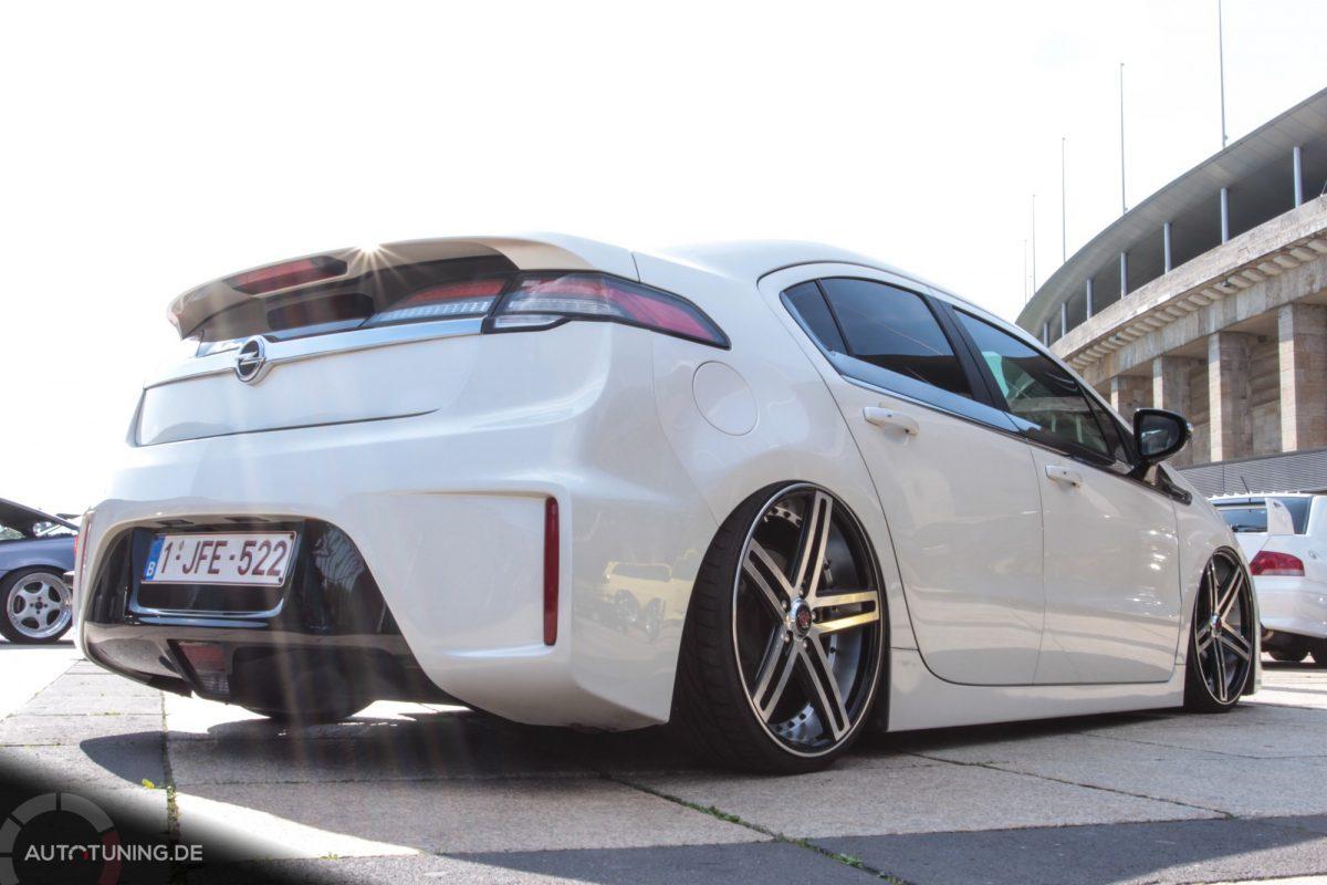 Einfach Elektrifizierend Opel Ampera Tuning Autotuning De