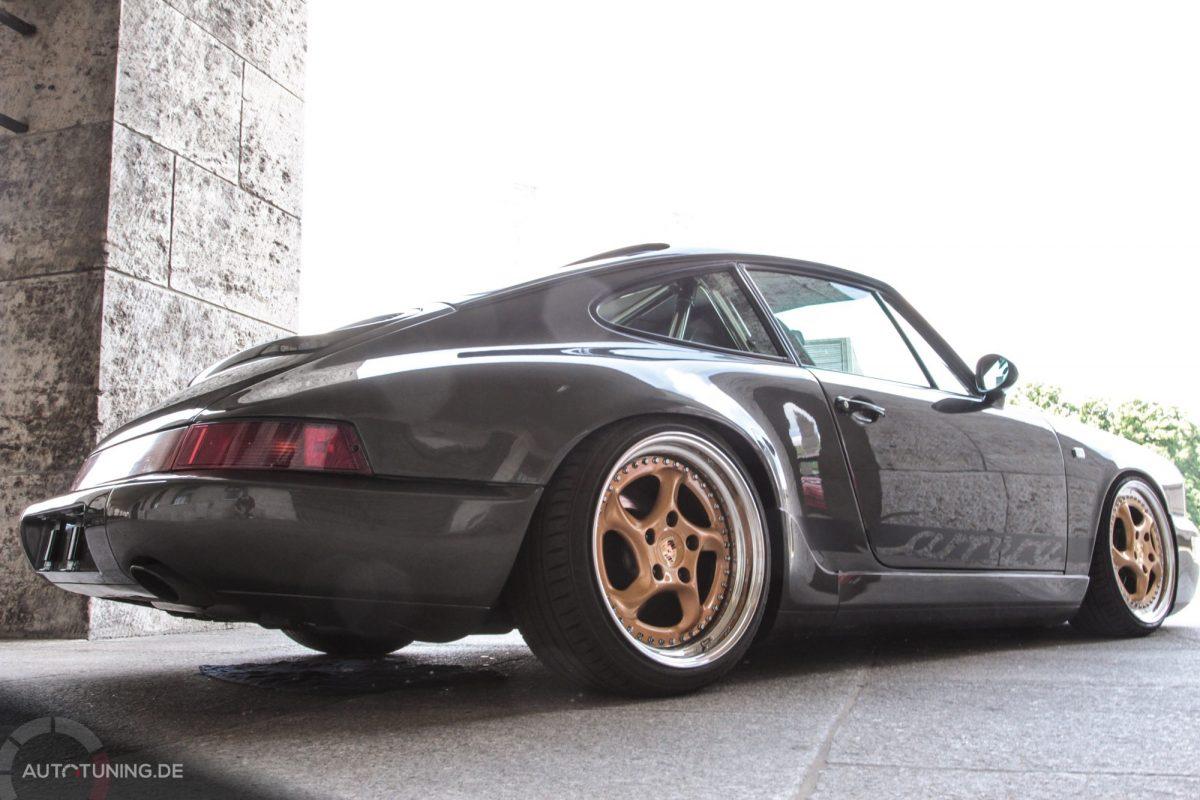 Zuffenhausens Finest Porsche 911 Carrera Autotuning De
