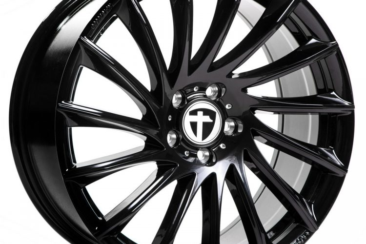 "Tomason TN16 ""black painted"""
