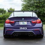 IND BMW M4 Coupé GTS Plus 10