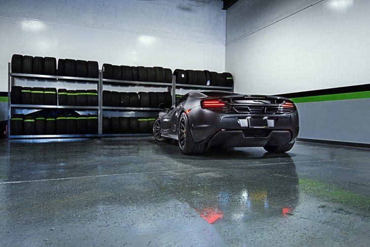 Das Hinterteil des McLaren 650S dürften Tempomuffel wohl am häufigsten zu sehen bekommen.