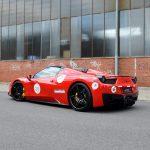Ferrari 458 Spider MEC Design 05