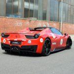 Ferrari 458 Spider MEC Design 04
