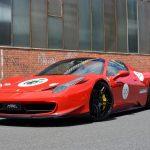 Ferrari 458 Spider MEC Design 02