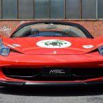 Ferrari 458 Spider MEC Design 01
