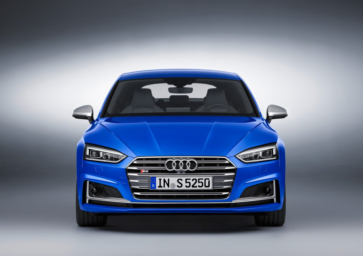audi s5 sportback mit neuer power der v6 turbo hat wieder 354 pferde. Black Bedroom Furniture Sets. Home Design Ideas