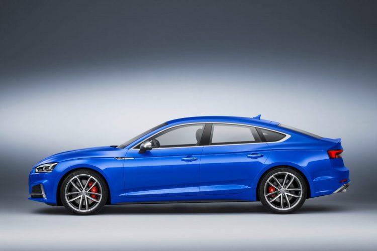 Coupé trifft Viertürer: Auch in zweiter Generation des Audi S5 Sportback vereinen die Ingolstädter wieder Sportlichkeit mit Alltagskomfort.