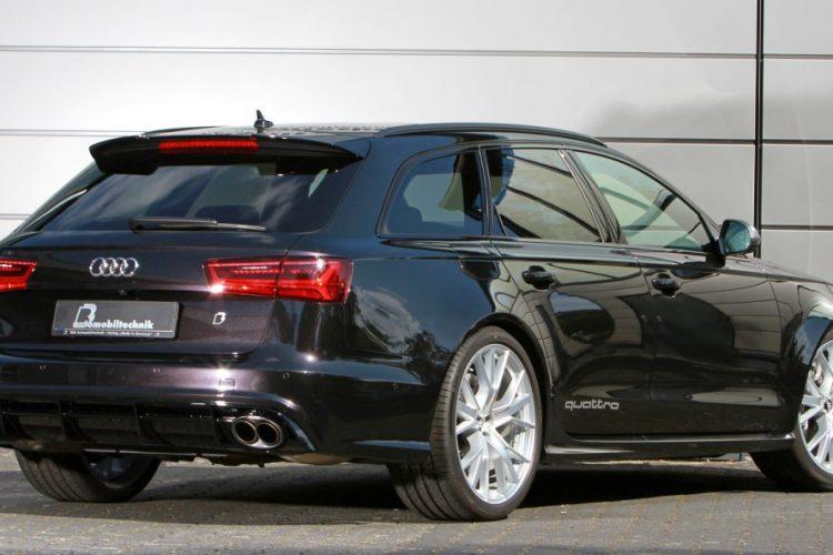Der Leistungskracher aus dem Siegerland: Audi RS 6 Avant von B&B Automobiltechnik.