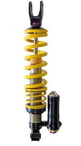 Hochwertig und raffiniert: Das KW Gewindefahrwerk V4 bietet eine breite Möglichkeit für das Setup.