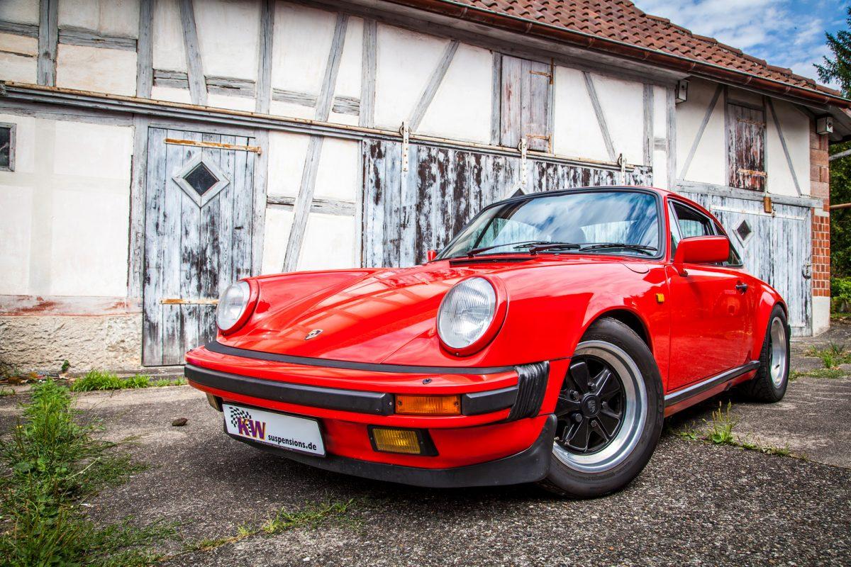 Porsche 911 G Modell Der Klassiker Bekommt Mehr Dynamik