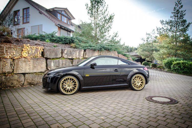 Audi TT Seitenansicht