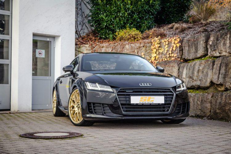 Audi TT Frontansicht