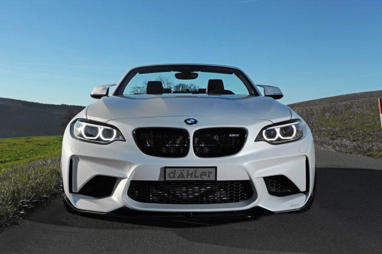 Echte M2 Power ab sofort auch im Cabrio erhältlich: Bei Tuner Dähler!