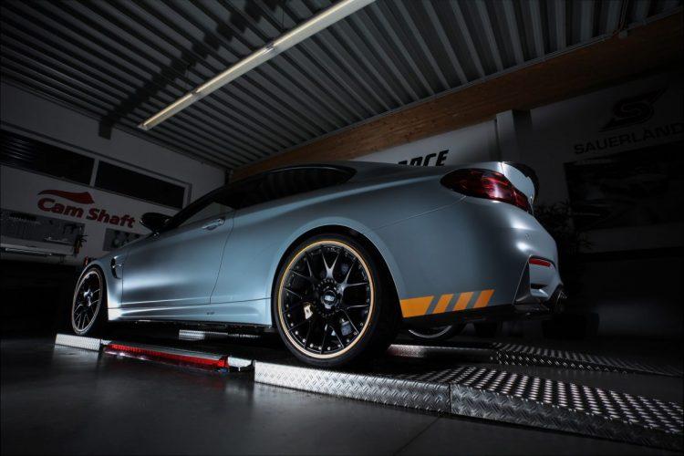 Schickes Design des BMW M4 F82 von Cam Shaft.