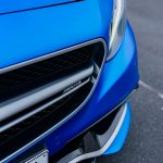 Detailansicht der Frontschürze des Mercedes-AMG S 63 Coupé