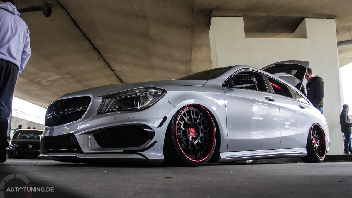 Shooting Star Mercedes Benz Cla Shooting Brake