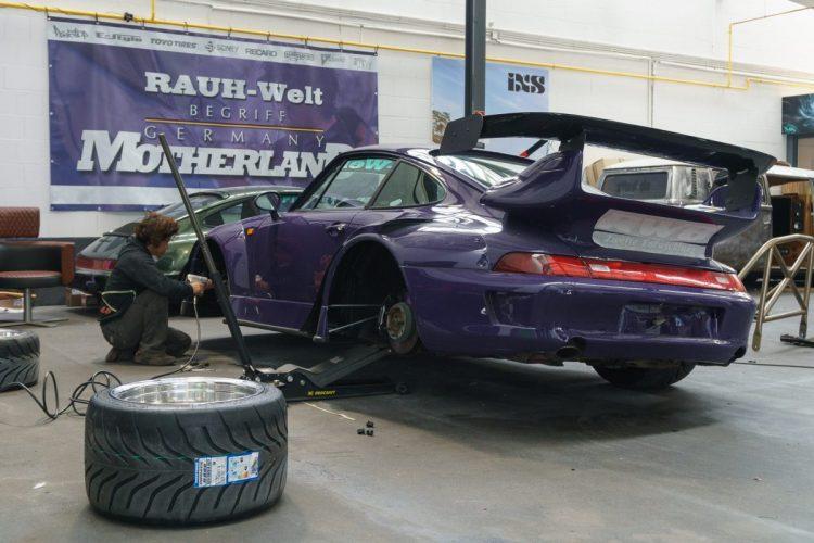 Akira Nakai Porsche 993 Tuningworld Bodensee