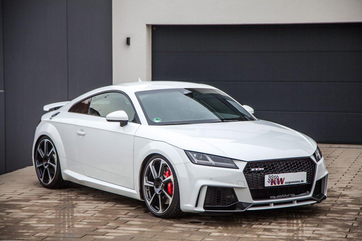Audi Tt Rs Coup 233 Die Neuauflage Bekommt Neue
