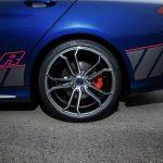 Hinterräder des Piecha C205 RS-R