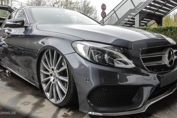 Mercedes-Benz C-Klasse W205