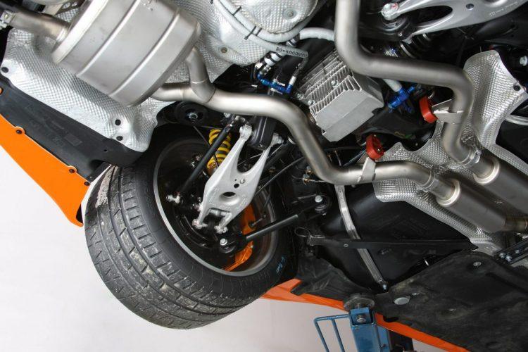 Unterboden des G-Power M3 GTS S Hurricane