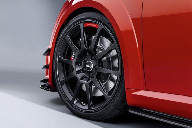 Leichtbauräder für Audi TT RS und Audi R8