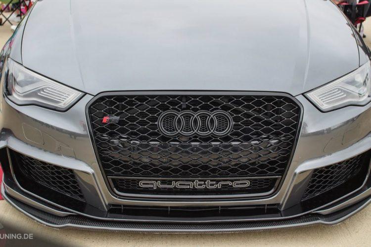 Front der Audi S3 Limousine
