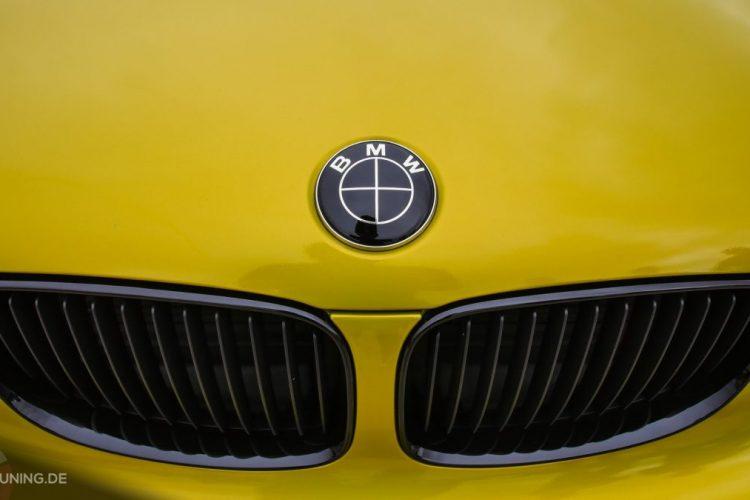 Niere des BMW 1er Coupé