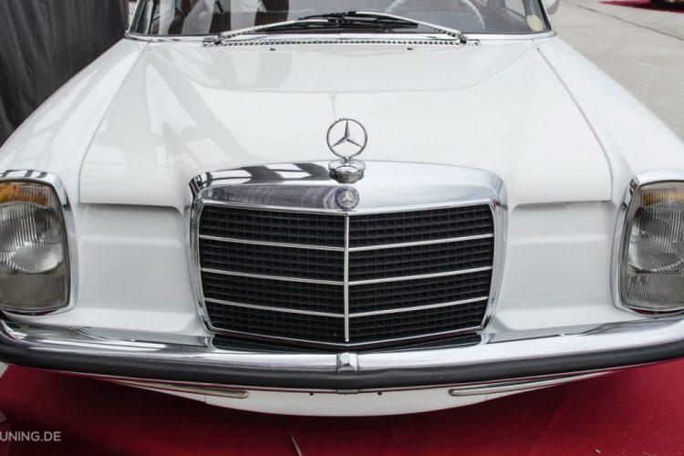 Front des Mercedes-Benz W 115