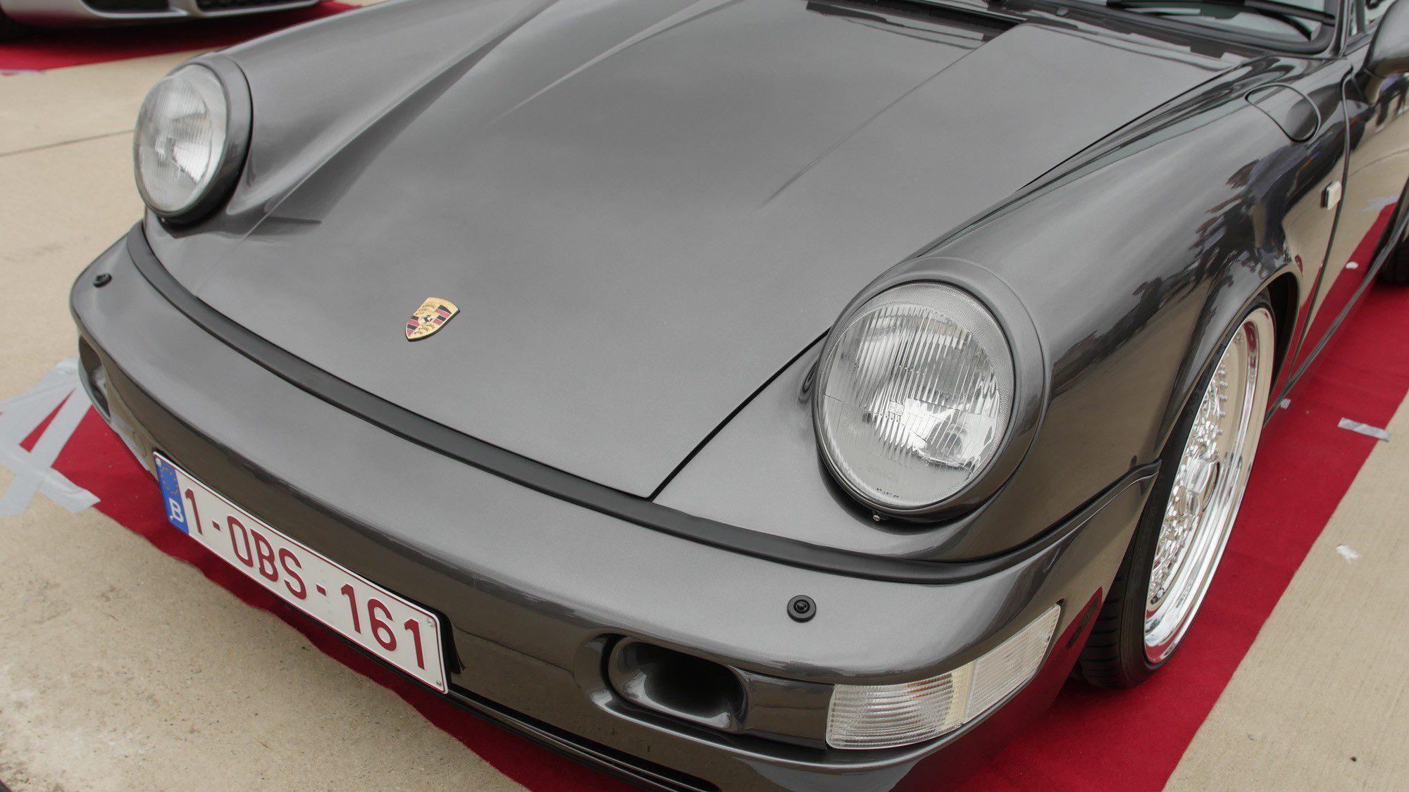 Front des Porsche 964