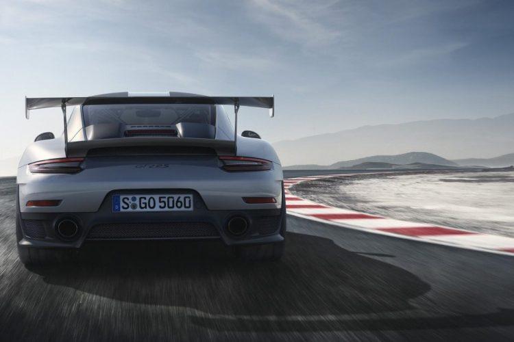 Ideales Gefährt für die Rennstrecke: Der Porsche 911 GT2 RS