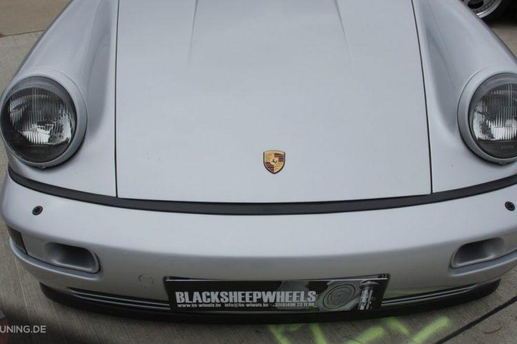 Front des Porsche 911