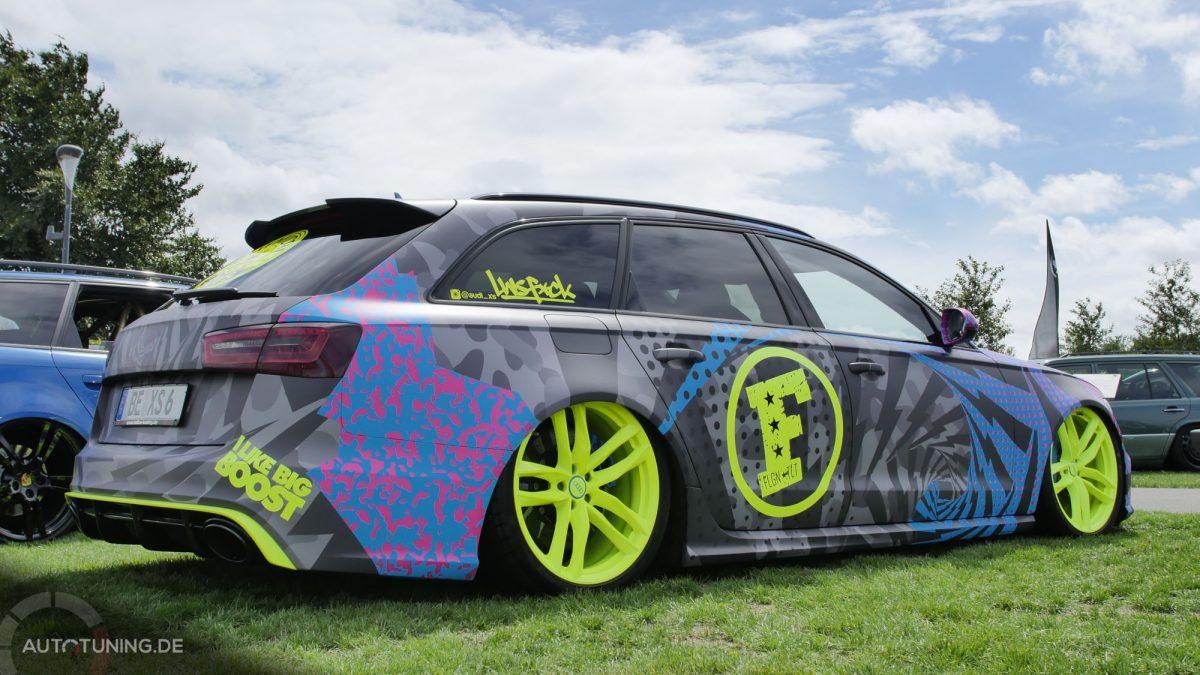 Audi Rs6 Im Ken Block J P Style Autotuning De