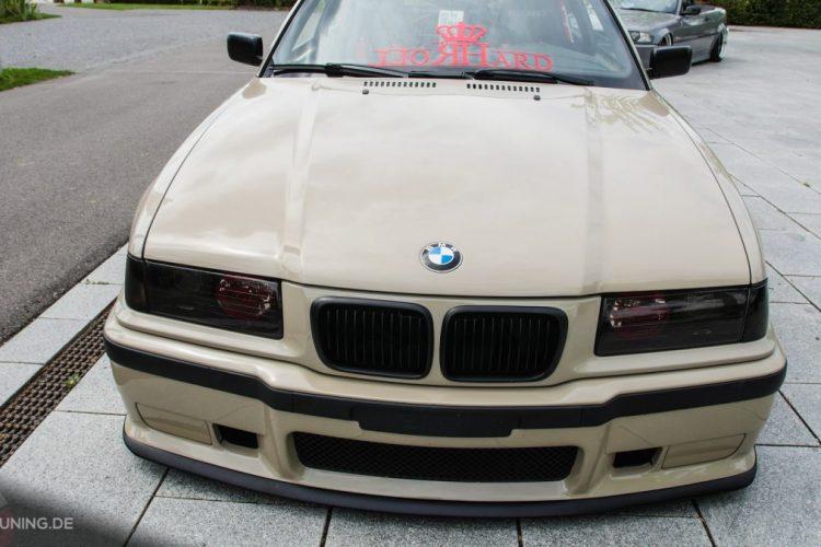 Front des BMW E36