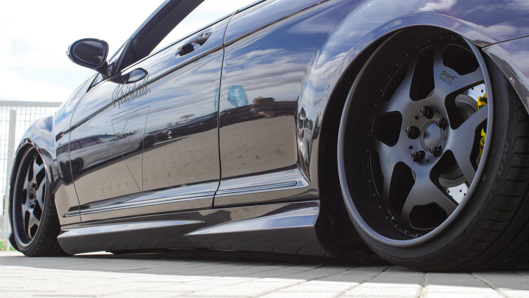 Dezent und edel: Mercedes CL500