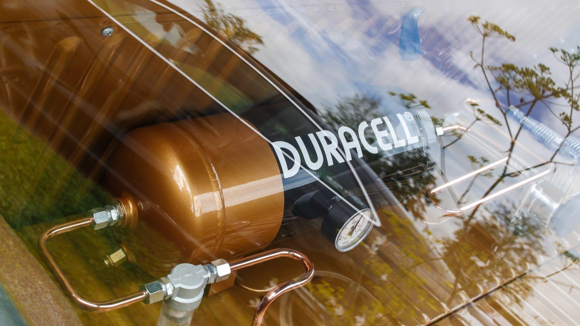 Unermüdlich wie der Duracell-Hase: Das Luftfahrwerk im Opel Kadett C Caravan