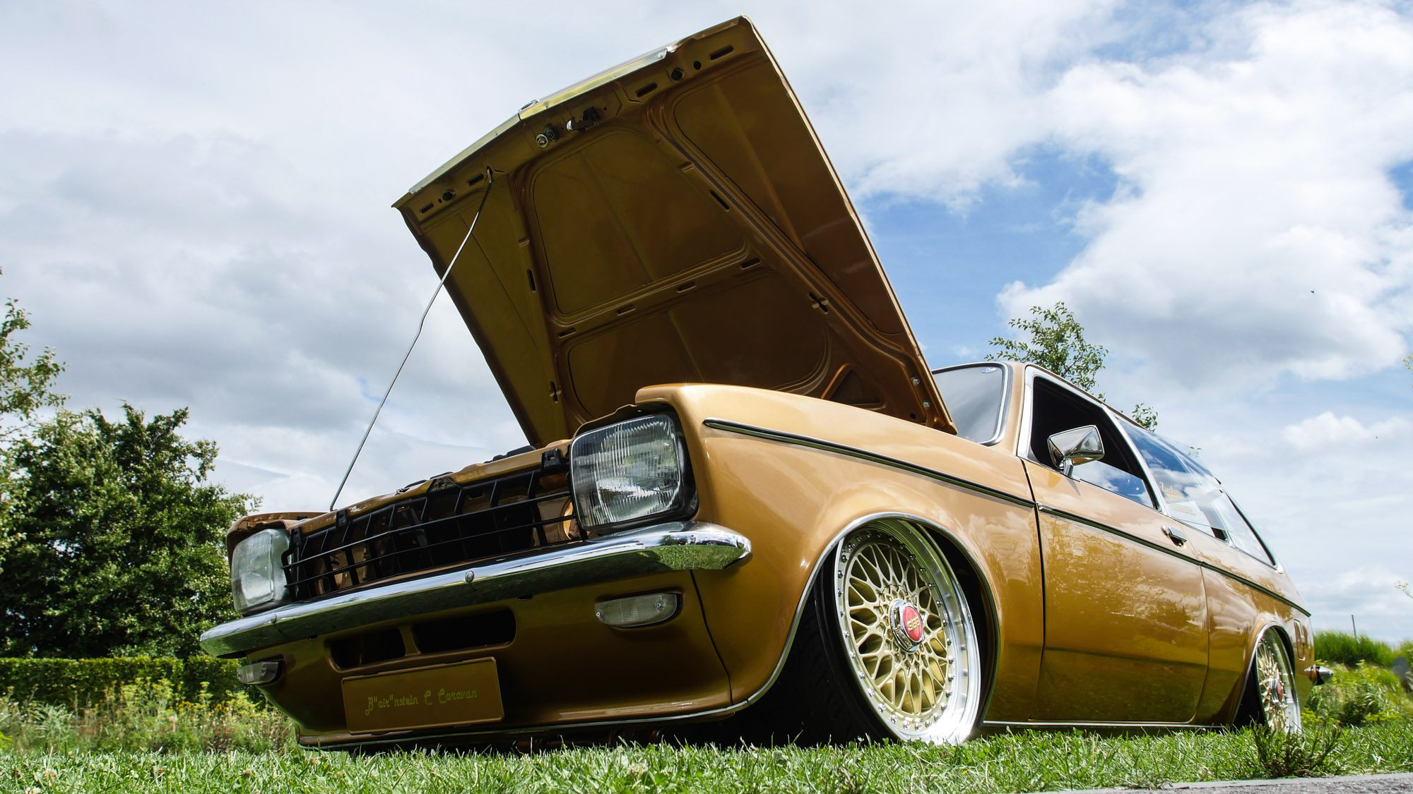 Große Klappe, viel dahinter: Der Opel Kadett C Caravan