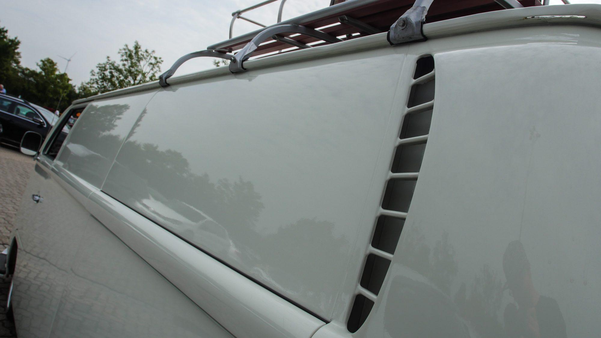 Detailansicht des VW T2