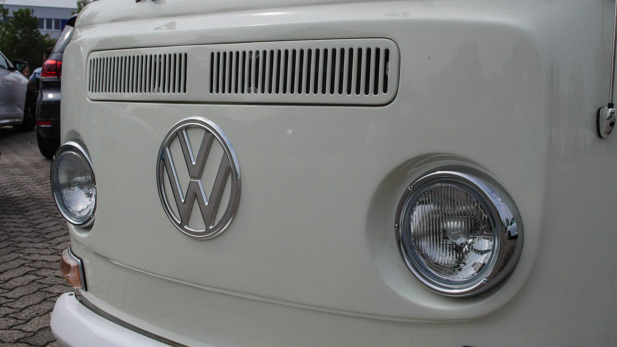 Front des VW T2