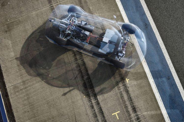 Ein Blick in das Innenleben des Mercedes-AMG Project ONE