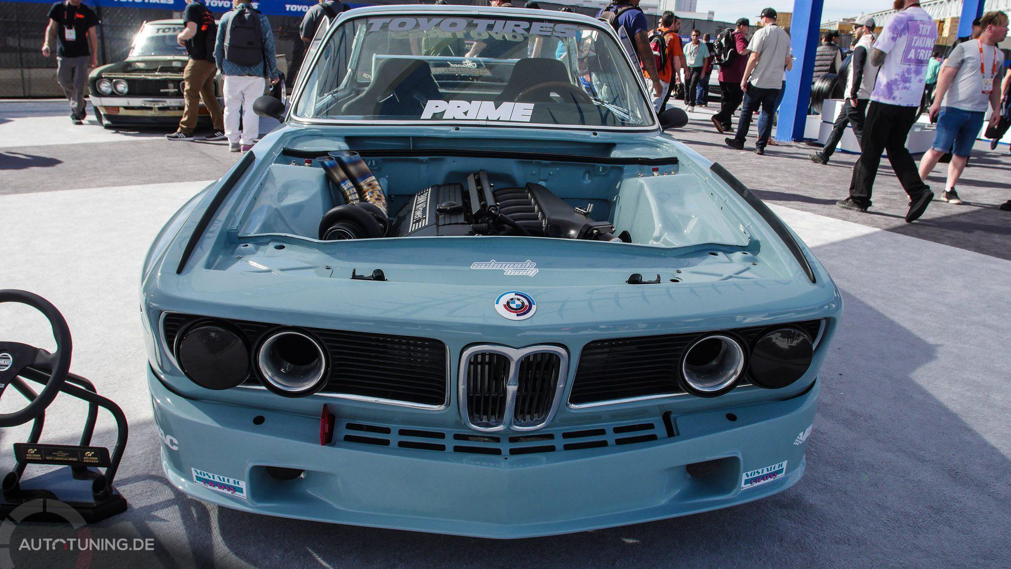 BMW 3.0 CSL Frontansicht