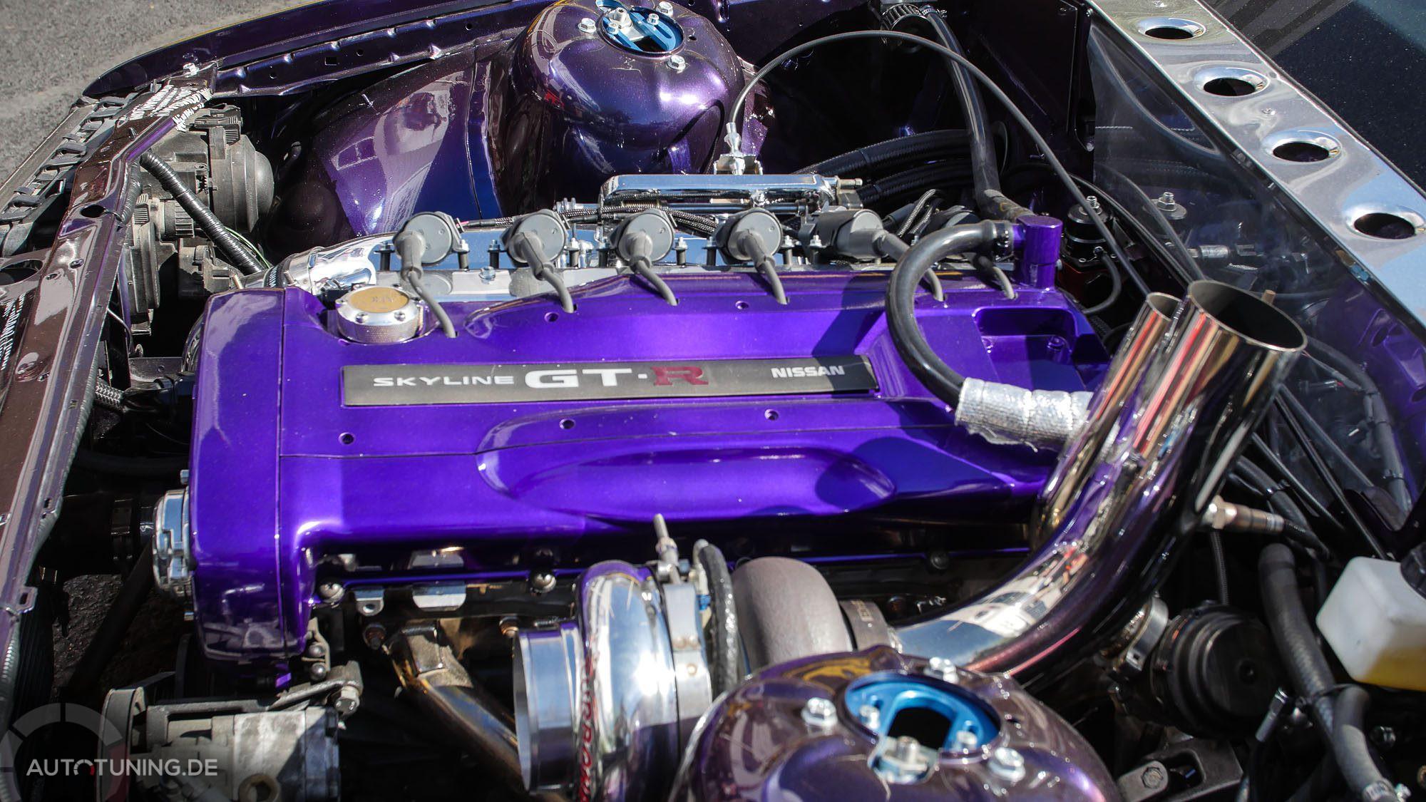 BMW mit Nissan Skyline GT-R Motor