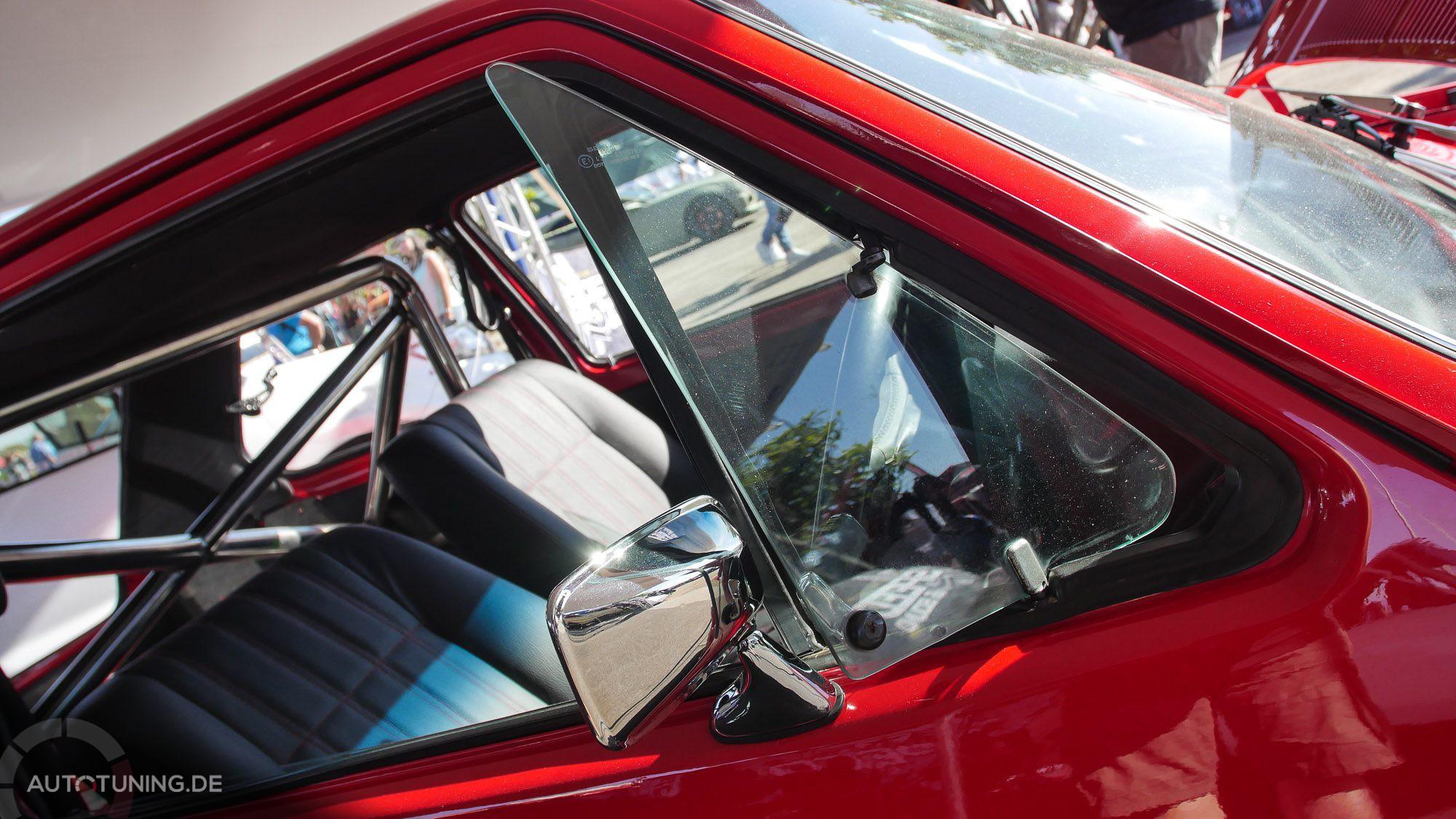 VW Golf MK1: Edle Seitenspiegel