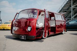 VW T2 von Simon Rooke beim European Tuning Showdown