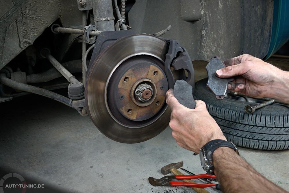 Scheibenbremse Bremsbeläge Bremsklötze TRW GDB1330 Bremsbelagsatz