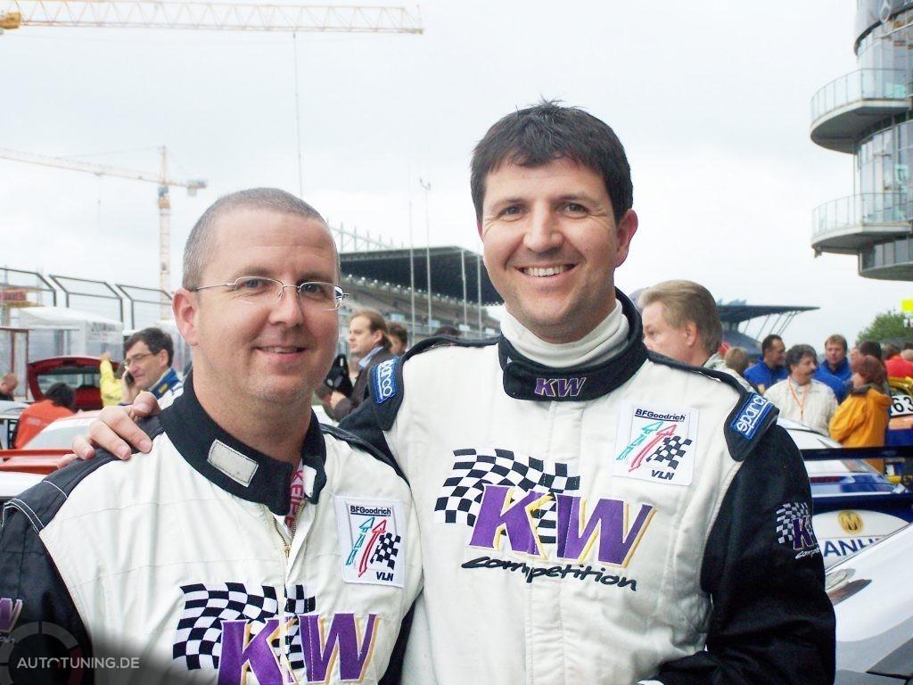 Klaus Wohlfahrt und Jürgen Wohlfahrt von KW